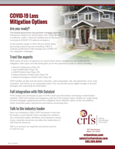 Thumbnail of Loss Mitigation Options Brochure
