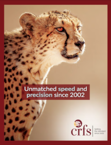 Thumbnail of CRFS Overview Brochure